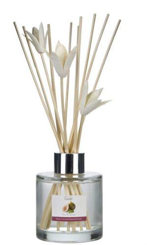 Fig und Herb Diffuser, Silver Top