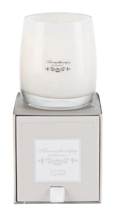 Aromatherapie Kerze Refreshing